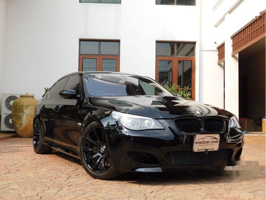 2008 BMW M5 รถเก๋ง 4 ประตู สวยสุดๆ 709650 | Rodmuesong com