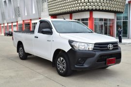 Toyota Hilux Revo 2.4 (ปี 2017)SINGLE J Pickup MT