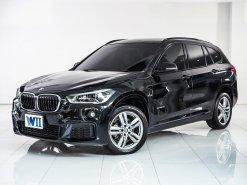 BMW X1 sDrive18d M sport ปี 2016