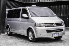 ฟรีดาวน์ Volkswagen Transporter ภายใน VIP สวย เครื่องดีเซล
