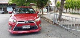 ขาย Yaris2014 พร้อมขับ 📍บางบัวทอง นนทบุรี