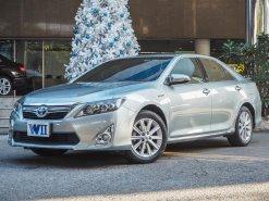 ขายดีรถมือสอง Toyota camry 2.5 Hybrid HV CD 2012