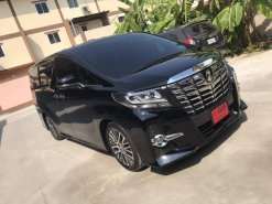Toyota Alphard 2.5 SC Package ปี 2017