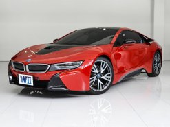 BMW i8 Protonic Red Edition eDrive 2017 รถมือสอง