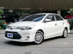 Toyota Vios 1.5 Executive 2016 เกียร์ออโต้ รถมือสอง