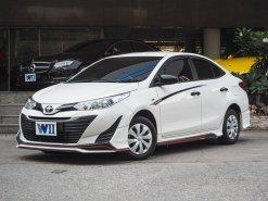 Toyota Yaris Ativ 1.2 j Eco 2019 ไมล์ 16,800