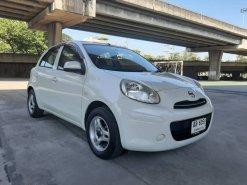 Nissan MARCH 1.2 EL 2012 sedan