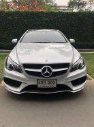 ขาย 2016 Mercedes-Benz E200 2.0 W207 (ปี 10-16) รถบ้าน เจ้าของขายเอง ใช้น้อยมาก 35,xxx กม.