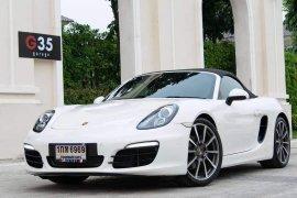 Porsche Boxster 981 pdk ปี2013  วิ่ง 11,000km.