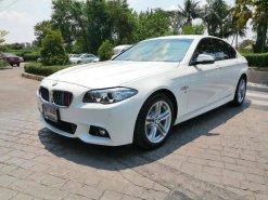 ขายรถ BMW 520d F10 M SPORT ปี 2017 BSI เหลือๆ