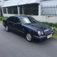 รถมือสอง 1996 Mercedes-Benz E230 Elegance รถเก๋ง 4 ประตู