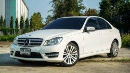 ขาย รถมือสอง Benz C200 CGI ปี 2013