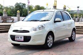 ขาย รถมือสอง NISSAN MARCH 1.2 VL AT 2011