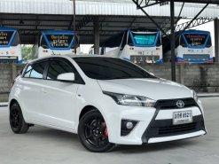 2014 Toyota YARIS 1.2 J รถเก๋ง 5 ประตู  รถมือสอง