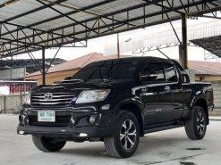 2013 Toyota Hilux Vigo 2.5 E รถกระบะ เครื่องดี เกียร์ดีไม่มีหอน รถมือสอง