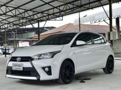 2014 Toyota YARIS 1.2 J รถเก๋ง 5 ประตูเครื่องดี ช่วงล่าง เเน่น รถมือสอง