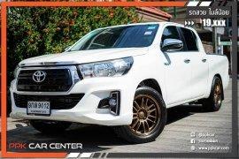 ขายรถมือสอง 2019 Toyota Hilux Revo 2.4 E รถกระบะ