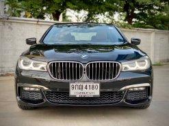 BMW 730Ld  M-sport ปี16