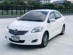 Toyota Vios 1.5 E รุ่น50ปี AT ปี2013 LPG