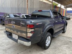 Ford RANGER 2.2 Hi-Rider XLT AT ปี 2018