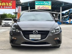 2014 Mazda 3 2.0 E Sports รถเก๋ง 5 ประตู