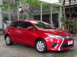 ขายรถ 2014 Toyota YARIS 1.2 G รถเก๋ง 4 ประตู
