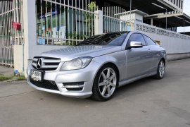 2012 Mercedes Benz C180 Coupe