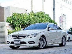 Mercedes Benz E250 Coupe AMG Package ปี12