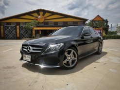 Mercedes Benz Benz C300 BluetecHybrid Amg ปี15