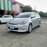 2006 Toyota WISH 2.0 Q Limited Option รถตู้/MPV