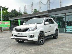 Toyota Fortuner 3.0 V 4WD 2012