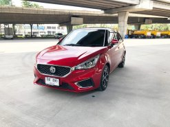 MG 3 1.5 X sunroof AT ปี2020