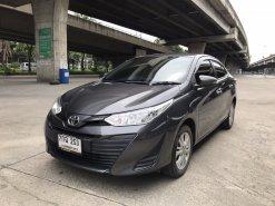 Toyota Yaris Ativ 1.2 E 2018 sedan