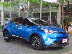 ขายรถ 2018 Toyota C-HR HV Hi รถเก๋ง 5 ประตู