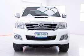 2014 Toyota Hilux Vigo 2.5 E Prerunner รถกระบะ