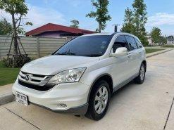 ขายด่วน Honda CR-V 2.0 Auto ปี 2011 สีขาวมุก