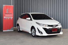 2020 Toyota YARIS 1.2 E รถเก๋ง 5 ประตู ฟรีดาวน์