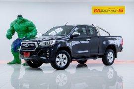 5E-52  Toyota Hilux Revo 2.4 G รถกระบะ 2018