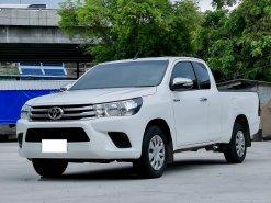 2018 Toyota Hilux Revo 2.4 J Plus รถกระบะ ออกรถ 0 บาท