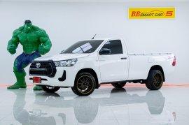 5E-55  Toyota Hilux Revo 2.4 E รถกระบะ 2020