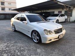 BENZ C180 2002 W203 2.0 AUTO