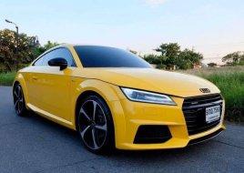 2017 Audi TT 2.0 45 TFSI quattro S line 4WD coupe