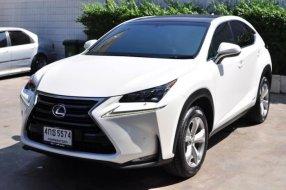 Lexus NX300H Full option ปี 2015