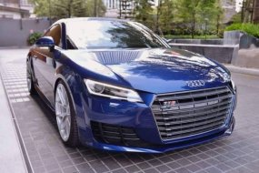Audi TT รถศูนย์ ปี 2016