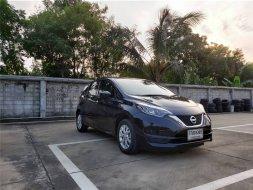 2018 Nissan Note 1.2 V รถเก๋ง 5 ประตู โชว์รูมนิสสัน ขายเอง