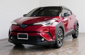 2018 Toyota C-HR Hybrid รถเก๋ง 5 ประตู