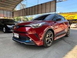 2018 Toyota C-HR HV Hi รถเก๋ง 5 ประตู