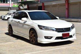 Honda Accord 2.4 (ปี 2013 ) TECH Sedan AT