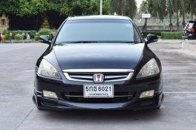 2003 Honda ACCORD 3.0 V6 i-VTEC รถเก๋ง 4 ประตู