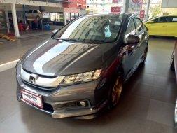 2016 Honda CITY 1.5 S i-VTEC รถเก๋ง 4 ประตู